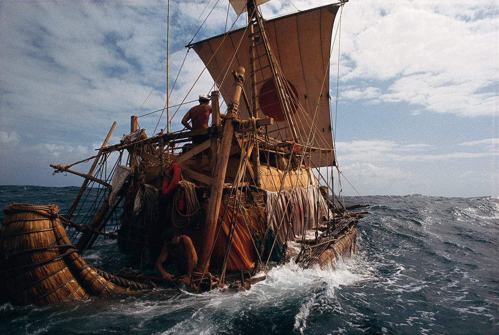 L'expédition historique RAA II